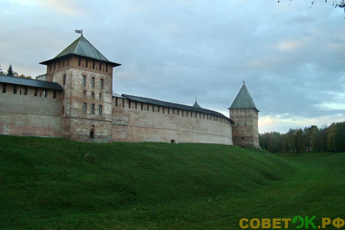 Монументальный Великий Новгород