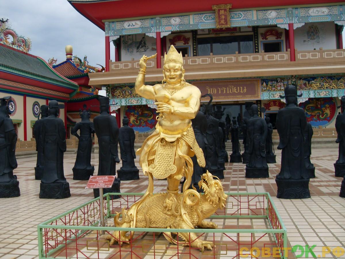 Отдых в Тайланде принесет много разнообразных впечатлений и познаний