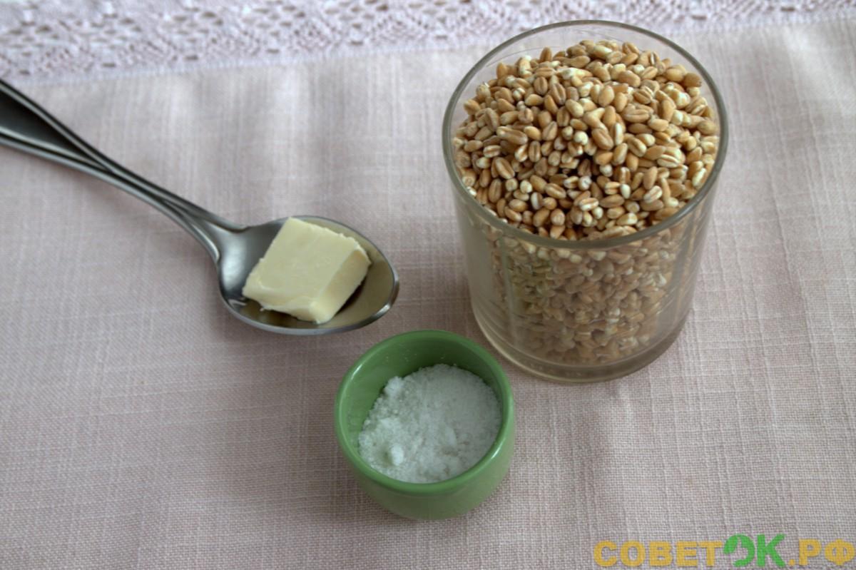 Как правильно варить кашу из пшеницы