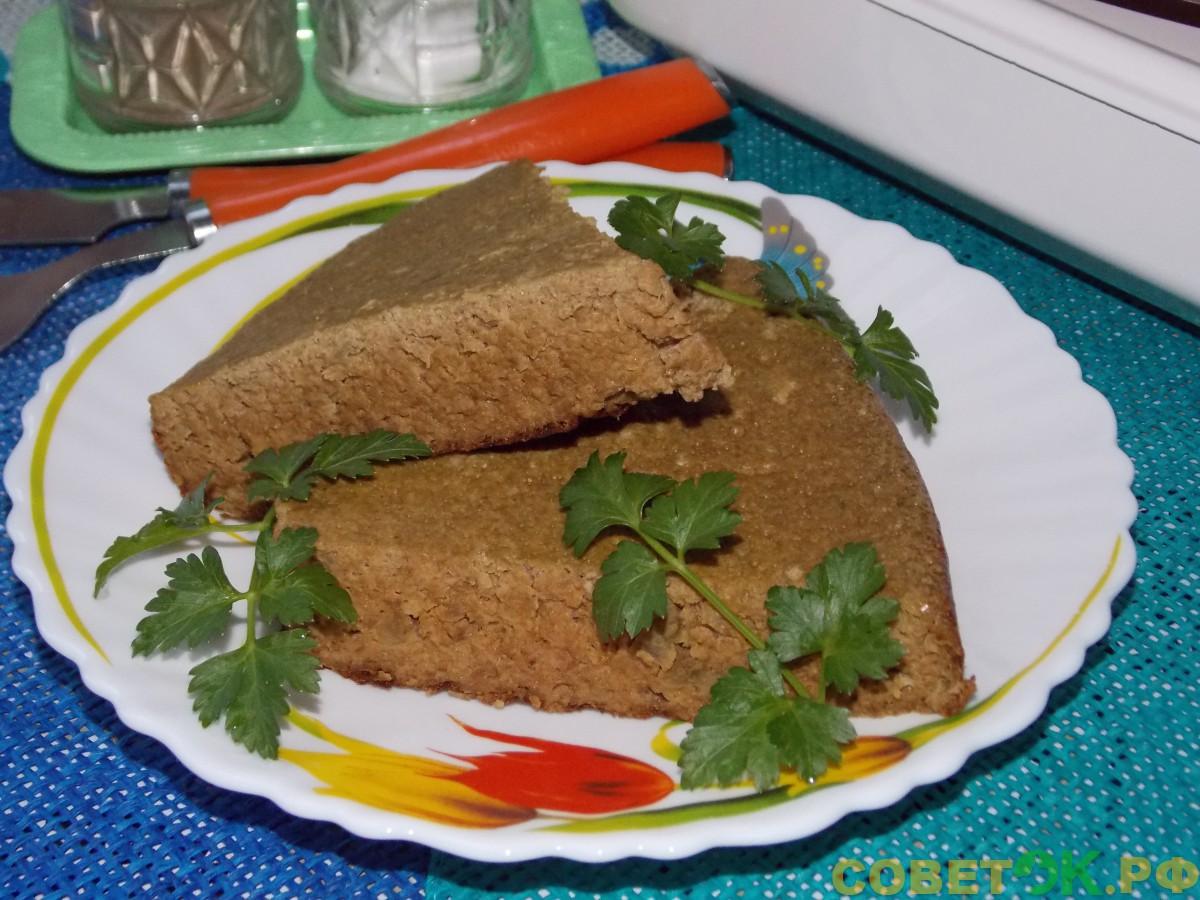 Рецепт для двусторонней сковороды (Happycall, «Турбогриль», «Мастер жар»). Суфле из печени
