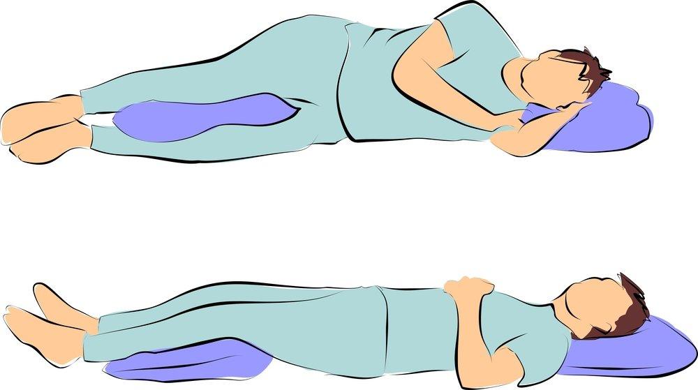 Как поза во время сна влияет на ваше здоровье