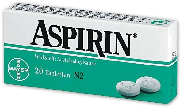 Ацетилсалициловая кислота для вторичной профилактики сердечно-сосудистых заболеваний