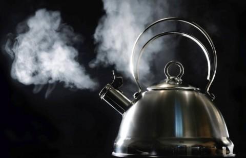 Как очистить чайник от налета, накипи и ржавчины.