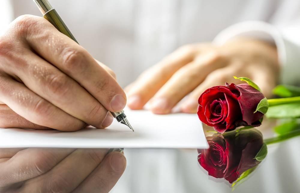 О чем расскажет почерк любовника?