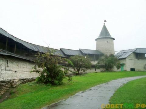 Очарование Псковской старины