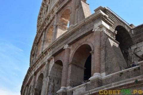 Рим - столица Италии. Что обязательно стоит посетить.
