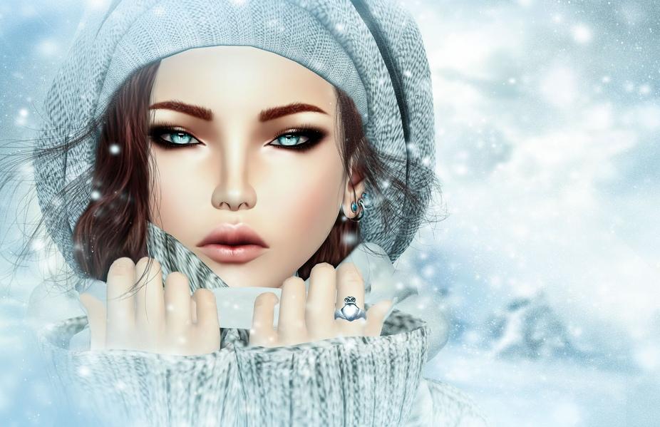 Зимние «хитрости красоты» для девушек