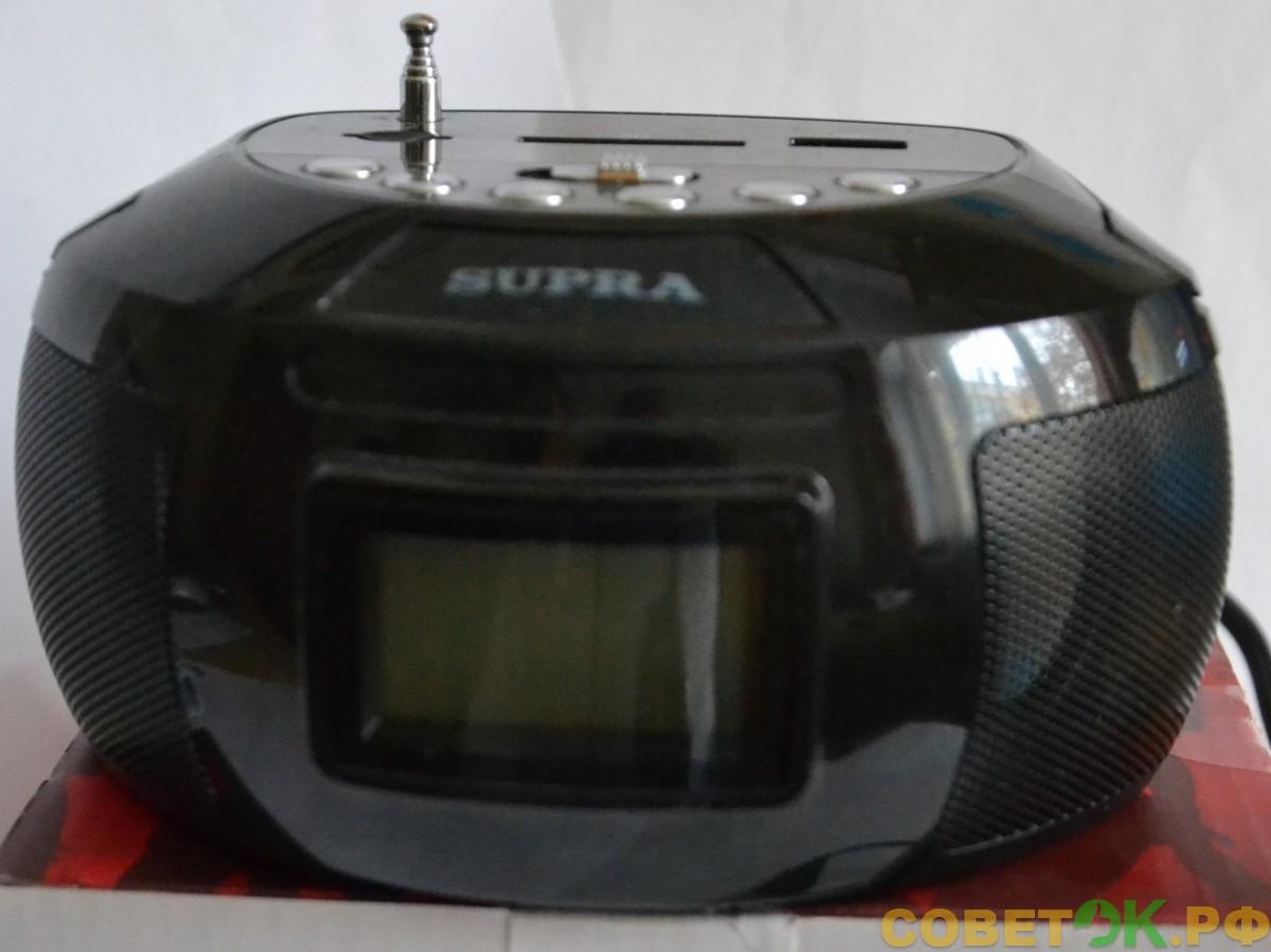 Обзор магнитолы Supra BB 47 Musb
