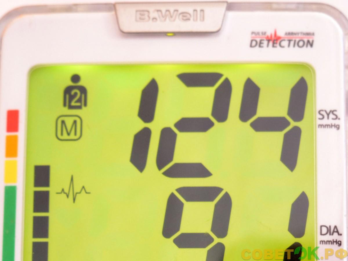 Обзор тонометра B.Well WA-55, отзывы