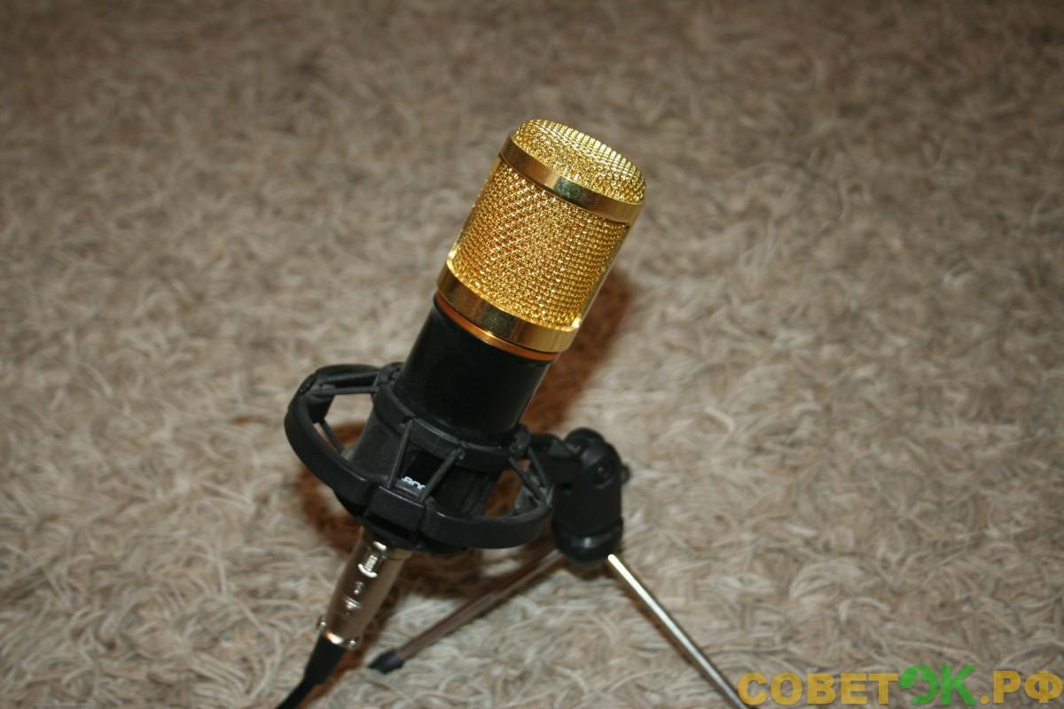BM 800 – лучший микрофон за 1000 рублей